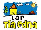 Logo Lar Tia Edna OK